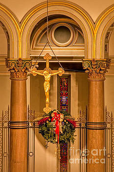 Jemmy Archer - Cathedral of the Sacred Heart Crucifix