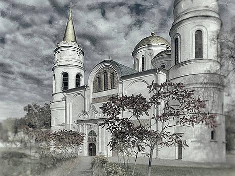 Cathedral of The Saviour. Chernihiv, 2017. by Andriy Maykovskyi