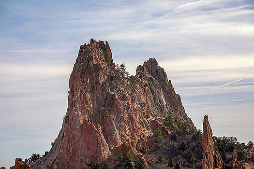 Cathedral Rock by M C Hood