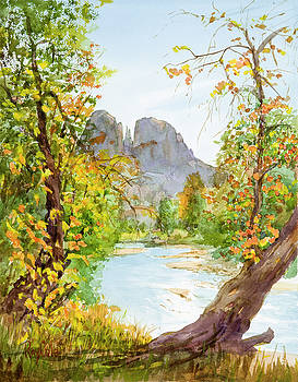 Cathedral Rock by Ray Cole