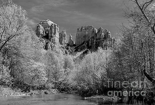 Cathedral Rocks  by Jim Chamberlain