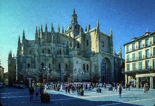 Mike Penney - Cathedral, Spain