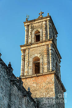Cathedral Spire Closeup by Jess Kraft