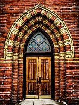 onyonet  photo studios - Cathedral Tower Door