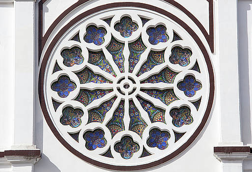 Ramunas Bruzas - Cathedral Window