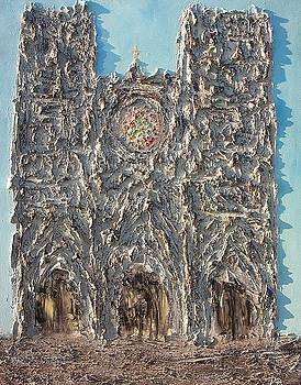 Cathedrale 2 by Patrice Brunet
