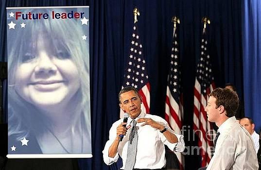 Catherine Lott President 2020 by Catherine Lott
