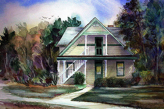 Catherine's House by John Mabry