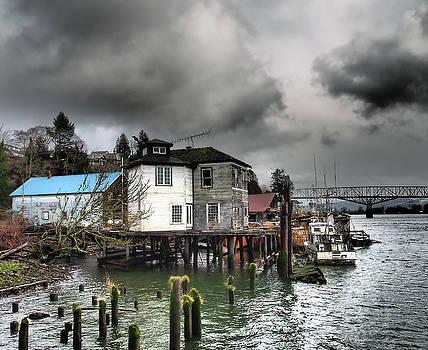 Cathlamet Riverside by Kevin Felts