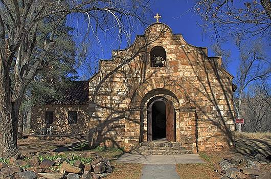 Catholic Chapel by Tom Winfield