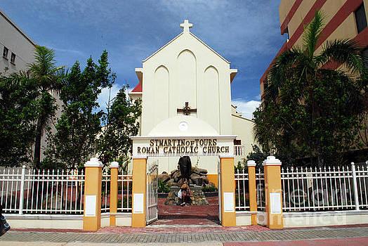 Gary Wonning - Catholic Church