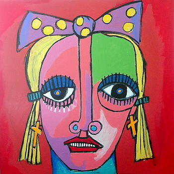 Catholic Girl by Robert Catapano