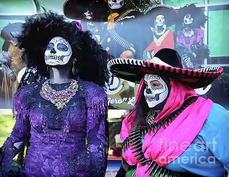 Chuck Kuhn - Catrina Mexican Characters