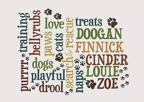 Cats and Dogs by Heather Applegate