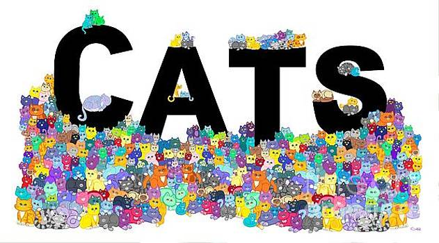 Cats by Nick Gustafson