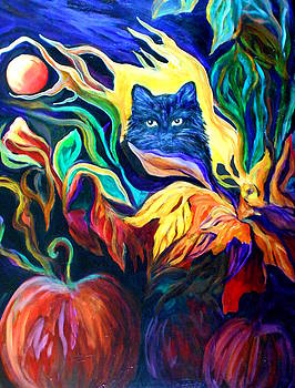 Cat's Night Out by Carolyn LeGrand