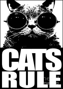 Cats Rule by Jack Norton