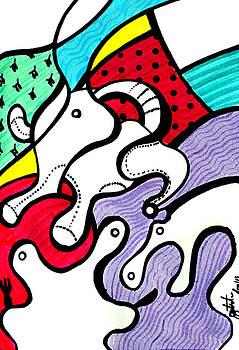 Cat's visions by Pedro Bautista Mendez