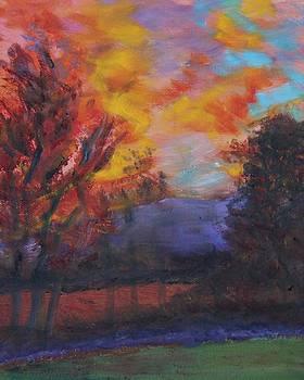Catskill Mountains by Barbara Joyce