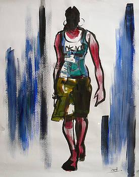 Catwalk by Abin Raj