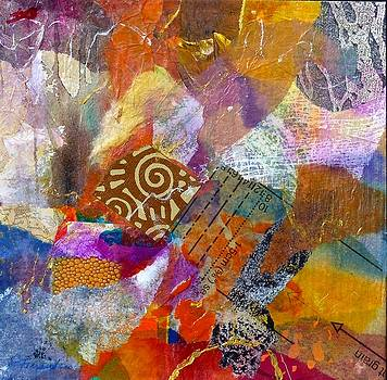 Caught in the Moment III by Donna Ferrandino