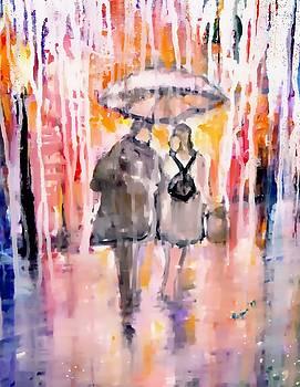 Regina Brandt - Caught in the Rain