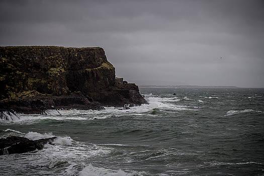 Causeway cliffs by Alex Leonard