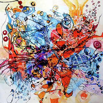 Cauta-ma printre ganduri by Elena Bissinger