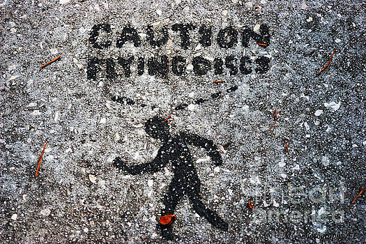 Caution by Marty Gayler