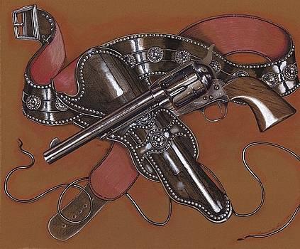 Cavalry Honor by Ricardo Reis