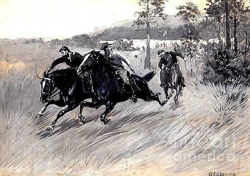 Peter Gumaer Ogden - Cavalry Soldiers 1905