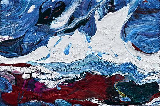 Donna Blackhall - Cave Of The Snow Bear