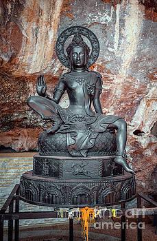 Adrian Evans - Cave Statue