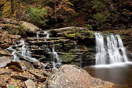 Cayuga Falls by John Daly