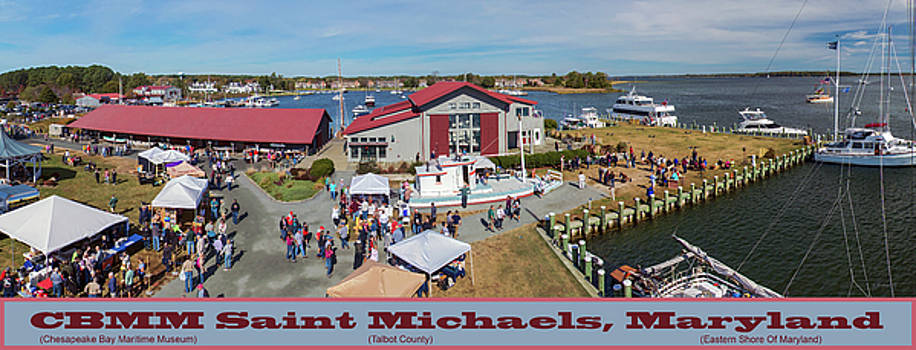 CBMM St Michaels MD by Brian Wallace