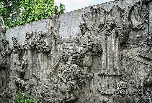 Adrian Evans - Cebu Carvings