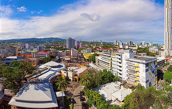 James BO Insogna - Cebu City Mountain View Panorama