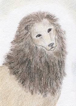 Cecil the Lion by Christine Corretti