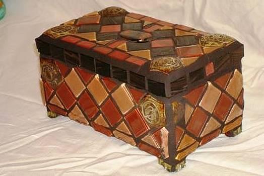 Cedar Box by Robin Miklatek