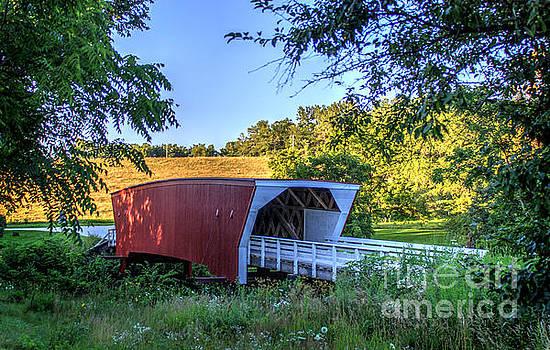 Cedar Bridge  by Thomas Danilovich