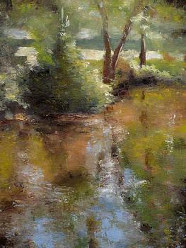 Cedar Creek by Wendie Thompson