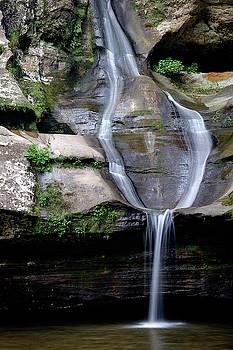Cedar Falls by Lance E King
