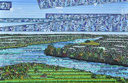 Cedar Island 2 by Micah Mullen