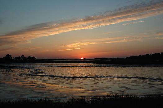 Kathi Shotwell - Cedar Key Sunset 1