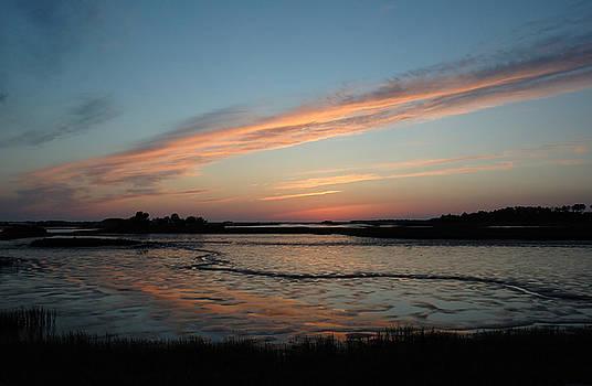 Kathi Shotwell - Cedar Key Sunset 2