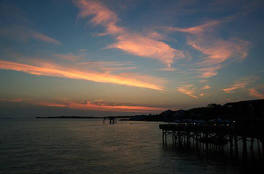 Kathi Shotwell - Cedar Key Sunset 3