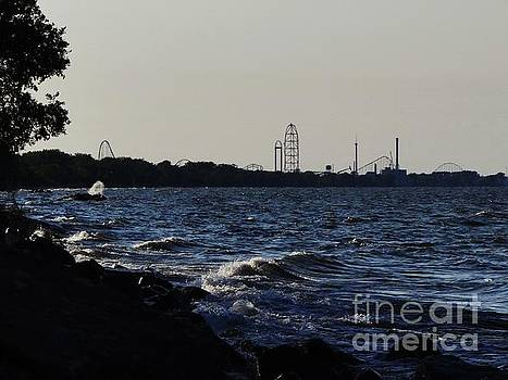 Cedar Point Horizon by Mike Bruckman