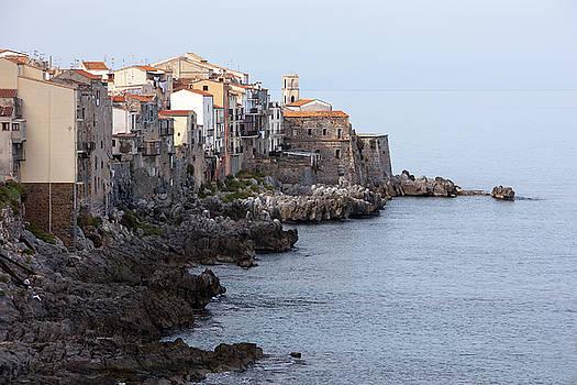 Cefalu, Sicily Italy by Andy Myatt