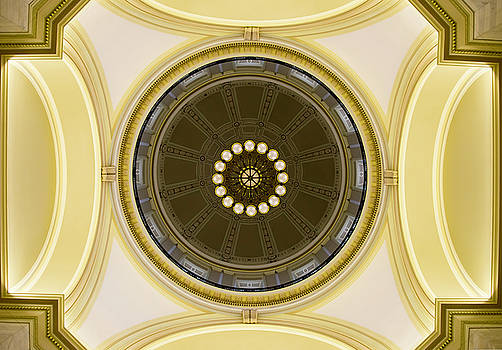 Chris Coffee - Ceiling, Arkansas State Capital
