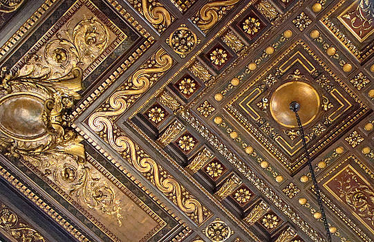 Ceiling by Betsy Zimmerli